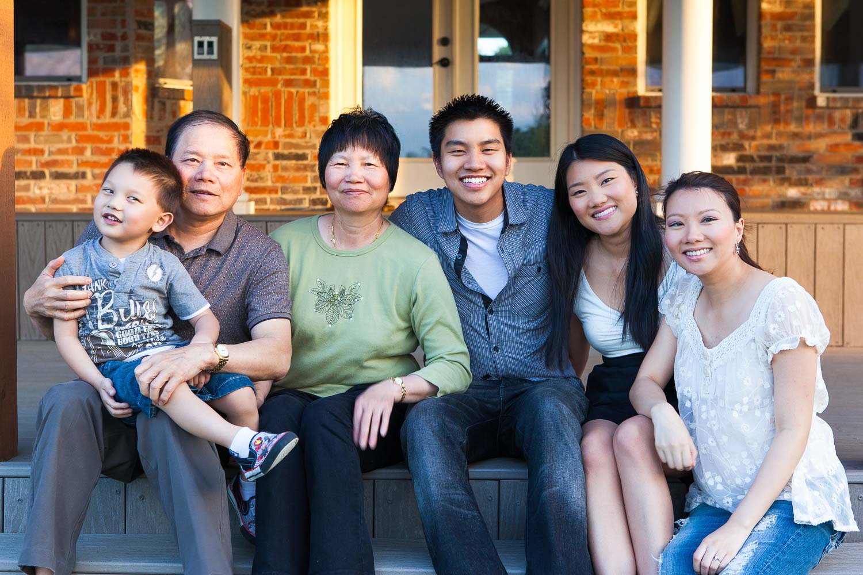 wong family 6