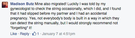 IUD, Planned Parenthood, gynecologist, migrate, Mirena