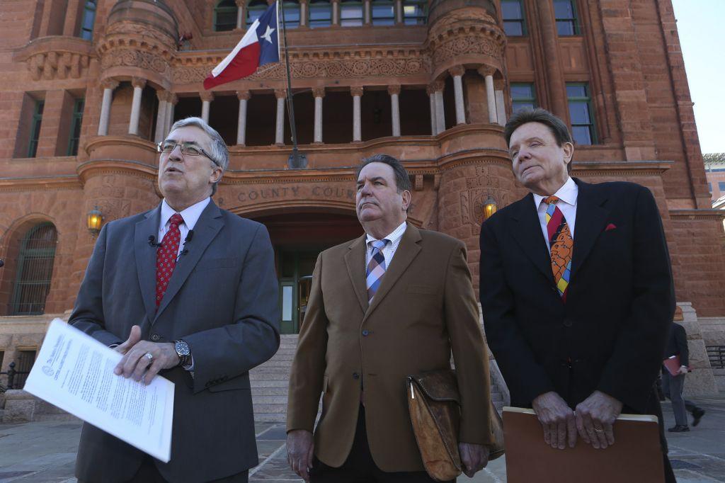 San Antonio Press Conference