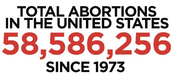 2016 abortion totals