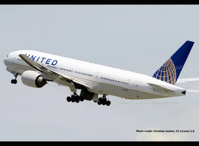 United Airlines, censorship