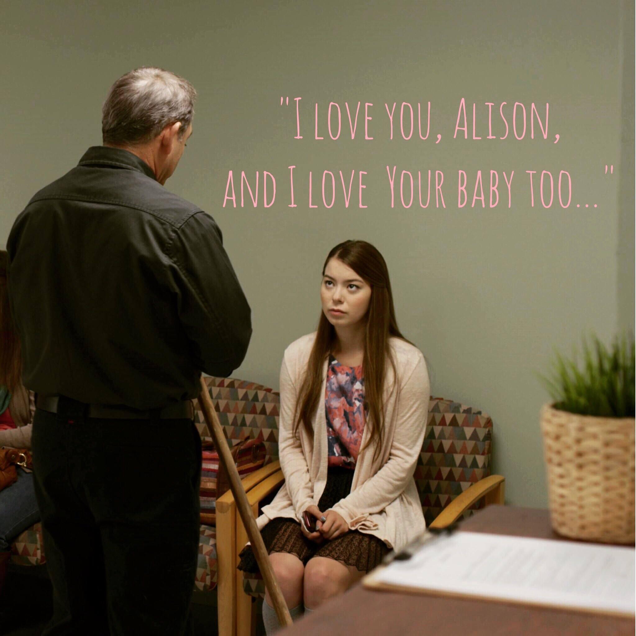 Bruce Marchiano-Alison's Choice