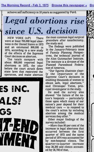 1975 Guttmacher division of Planned Parenthood 2