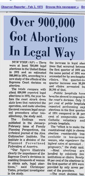 1975 Guttmacher division of Planned Parenthood 6