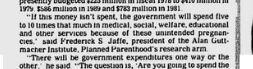 1977 Guttmacher research arm of Planned Parenthood snip