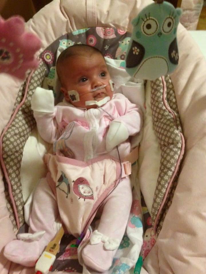 23 weeks baby Meabh