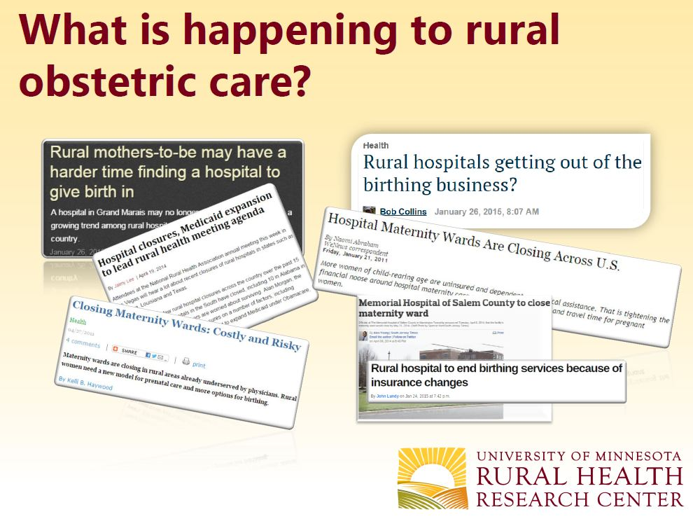 Rural Obstetrics