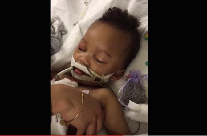 Israel Stinson, life support, parents, Kaiser, brain death