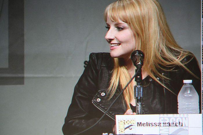 Melissa Rauch, Big Bang Theory's Bernadette