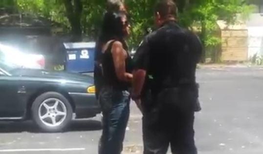 Woman attacks prolifers at Florida abortion clinic