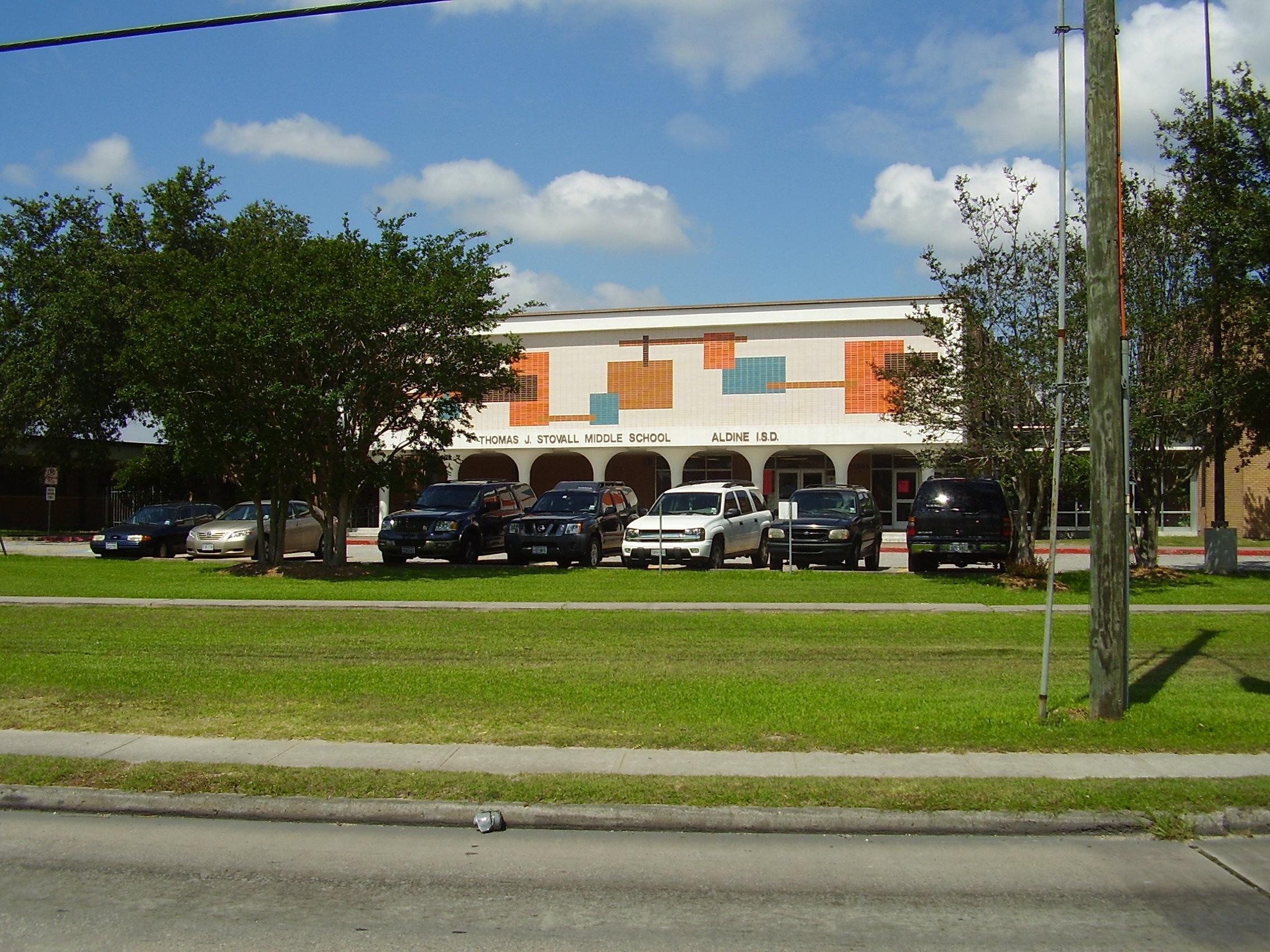 Stovall Middle School Houston Texas