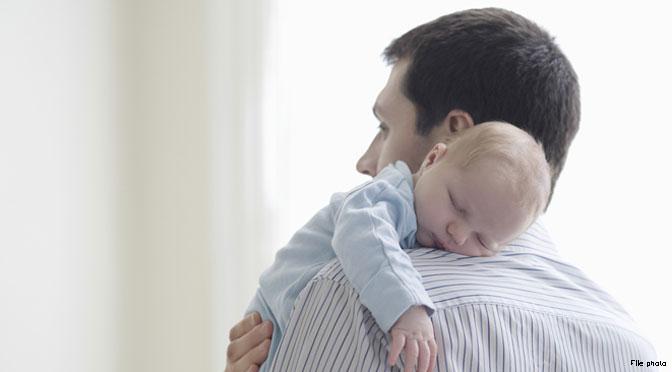 dad-baby-man