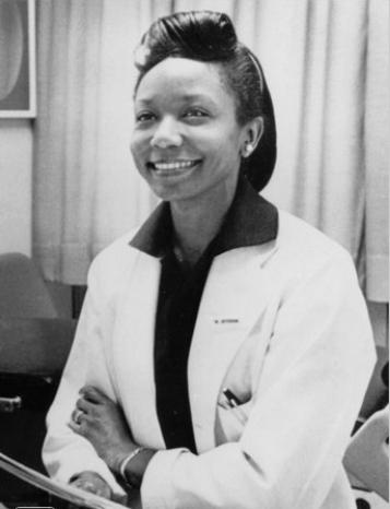 Dr. Mildred Jefferson 1975 AP