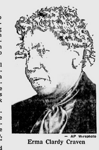 Erma Clardy Craven 1987