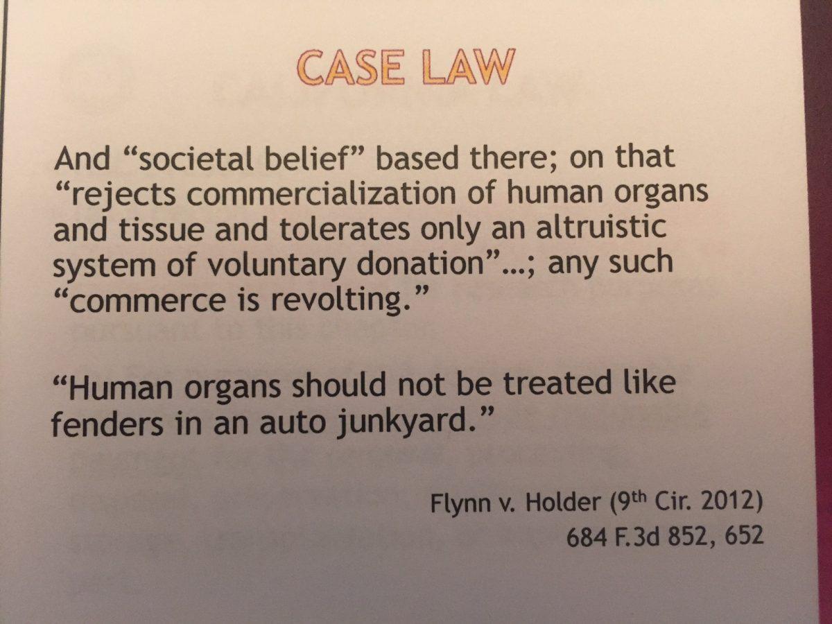 Orange County Fetal Parts 1