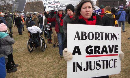 pro-life millennial women