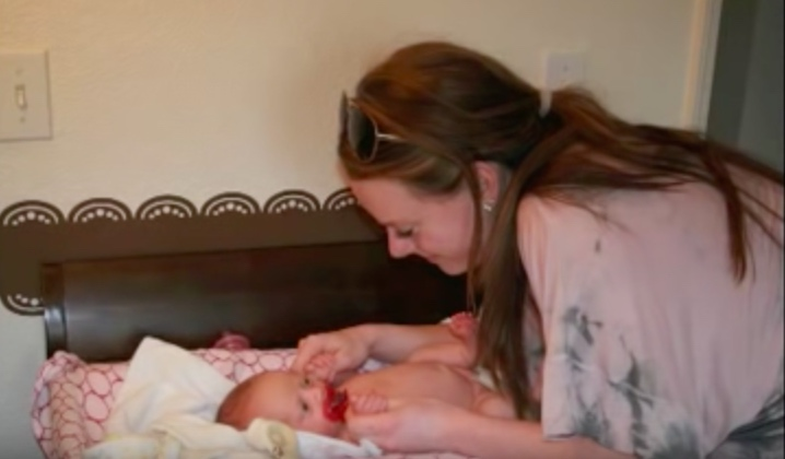 Finley, saved by abortion pill reversal