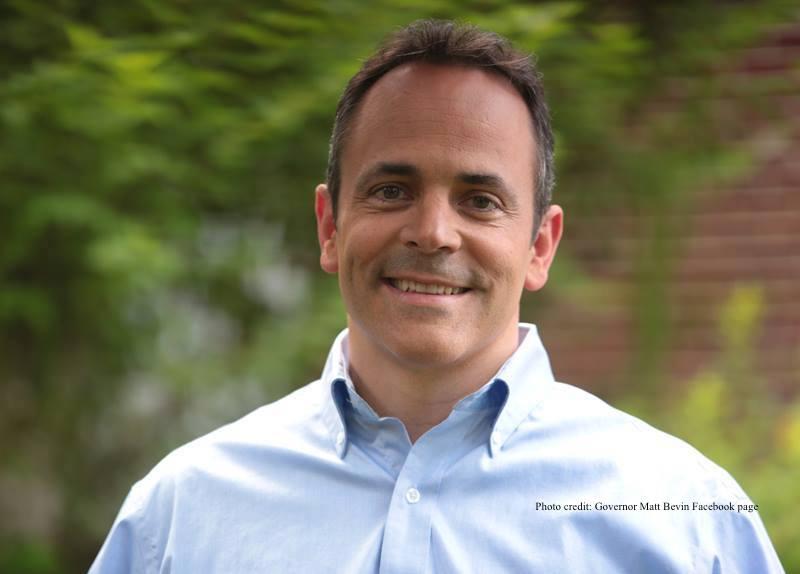 Matt Bevin, Kentucky, Governor, pro-life