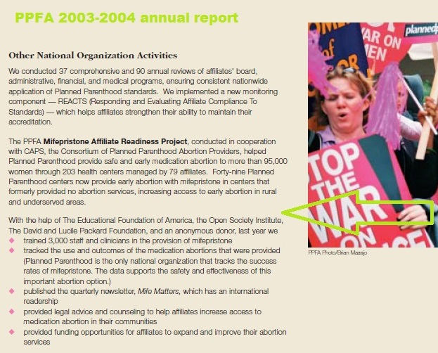PPFA 2003 2004 annual report Soros Open Society