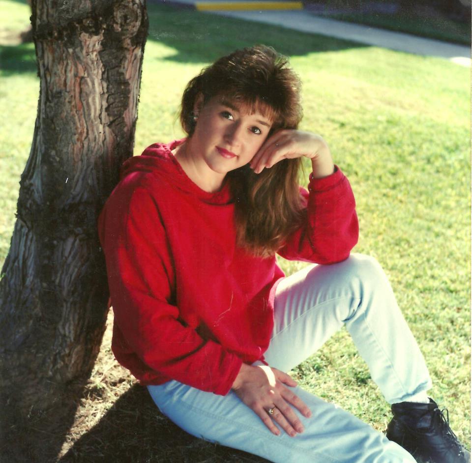 Paula Love teenager
