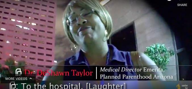 DeShawn Taylor, Planned Parenthood, CMP