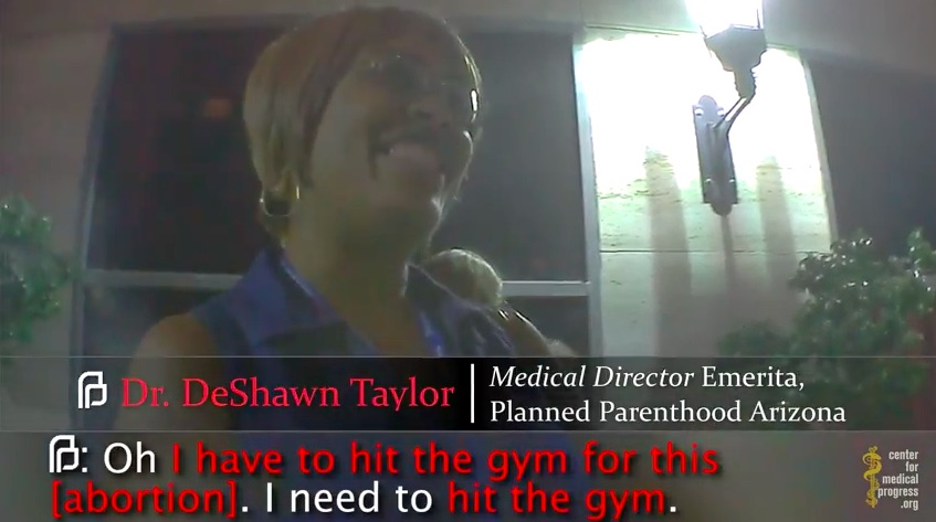 Gym, abortion, CMP, DeShawn Taylor
