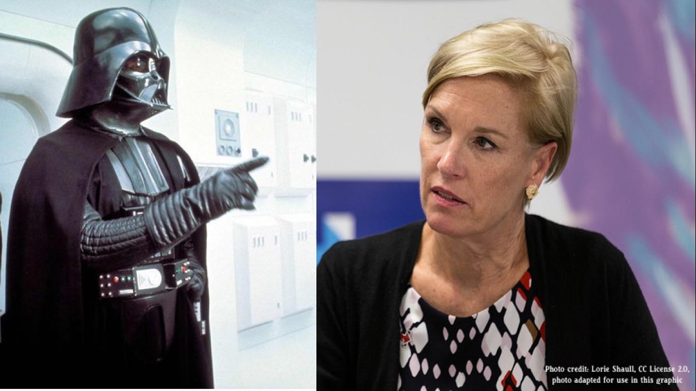 Resistance, Darth Vader, Richards