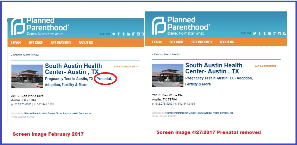 S Austin PP Prenatal Adoption