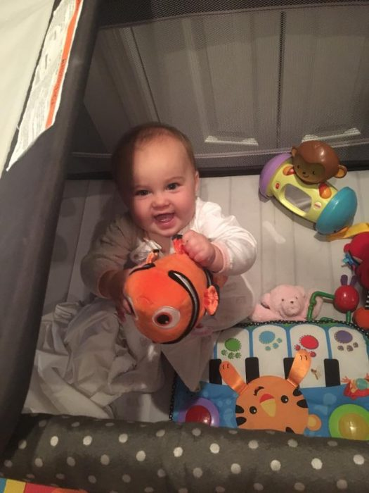Maddie's Runkle baby