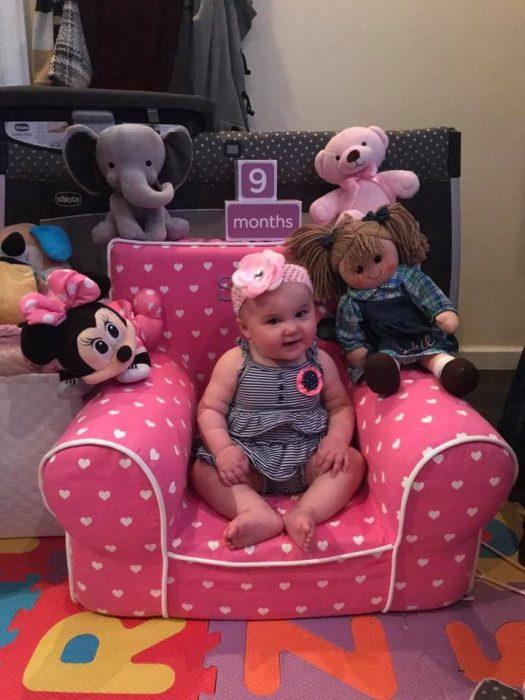 Maddie Runkles' baby