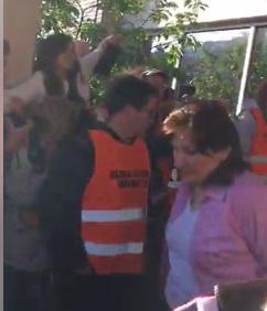 Eva Edl arrest prolife Rescue 4