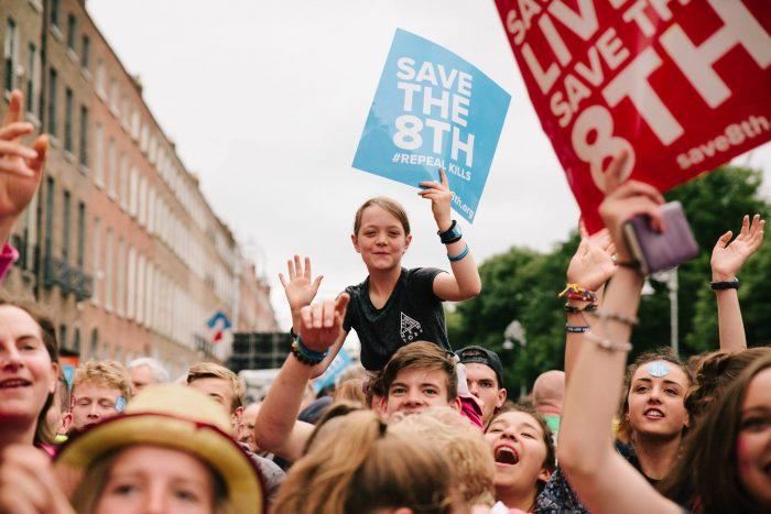 Ireland, Irish people, save the 8th, abortion free nation, via facebook https://www.facebook.com/Allirelandrallyforlife/photos/a.10154822507419150.1073741839.337495229149/10154825104749150/?type=3&theater