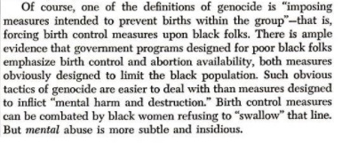 Dick Gregory Ebony Magazine Abortion Genocide article 2black births