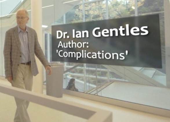 Dr. Ian Gentles in Hush the Documentary