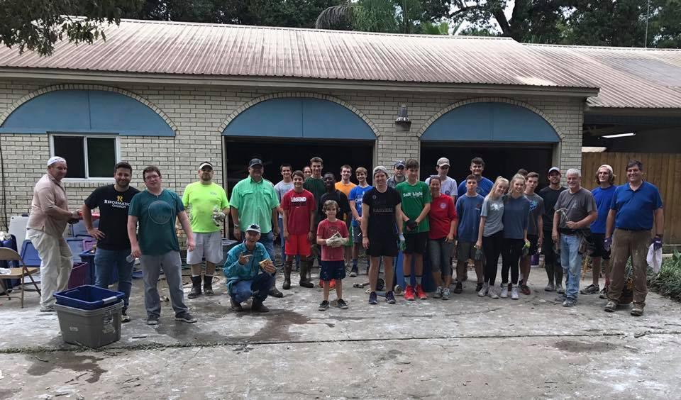 Joy House volunteers 8982_n