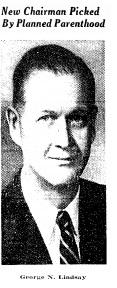PP George N Lindsay