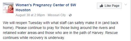 Womens Pregnancy Center of SW Houston