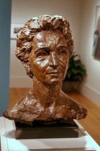 margaret-sanger-bust-national-portrait-gallery Smithsonian
