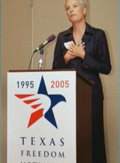 Cecile Richards founder Texas Freedom Network