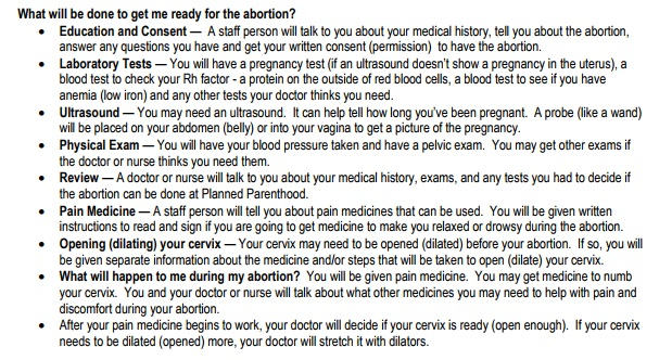 PP Utah Abortion Information Form
