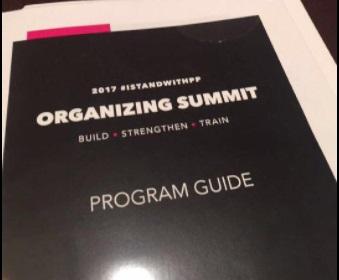 PP organizing summit program guide