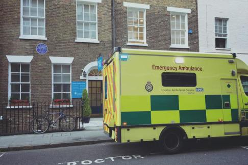 ambulance Marie Stopes
