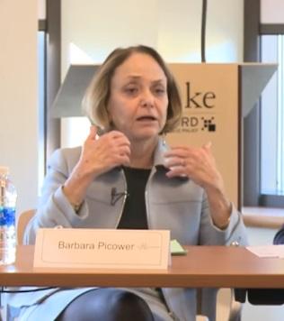 Barbara Picower of JPB Foundation