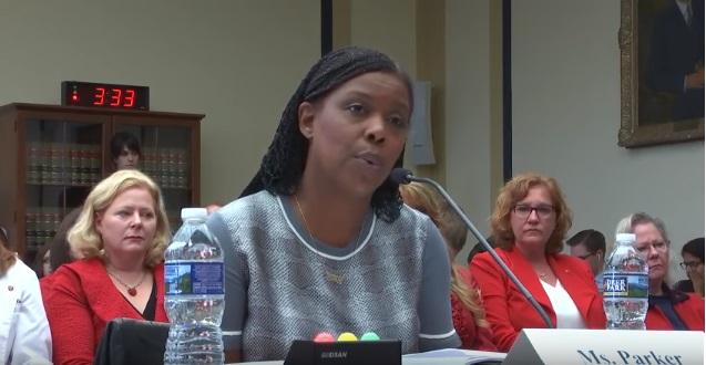 Star Parker testifies Heartbeat Bill called Ignorant by Democrat