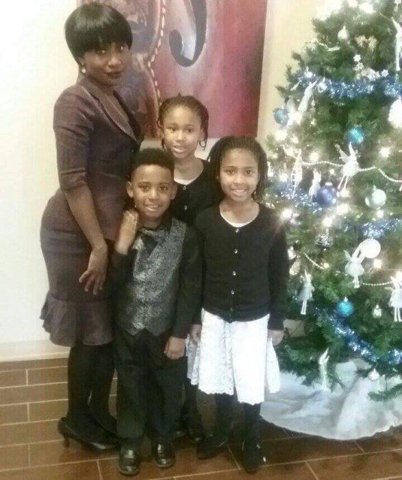 Charmaine and her children unplanned pregnancy