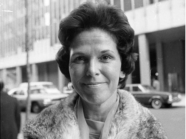 Ellen McCormack