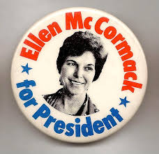 Ellen McCormack prolife presidential candidate