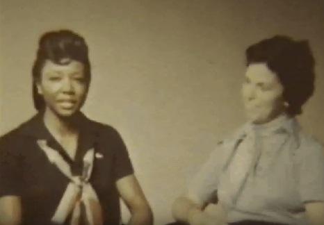 Ellen McCormick and Dr. Mildred Jefferson prolife