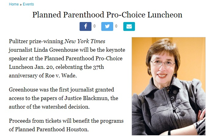 Linda Greenhouse Planned Parenthood