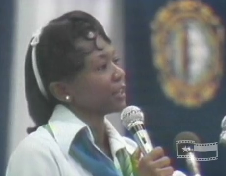 pro-life, women's conference, Mildred Jefferson at 1977 women conference